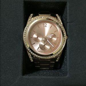 Women's Remix Rose Gold Watch